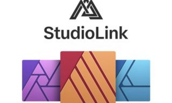 StudioLink, the magic technology that unites all Affinity Suite apps