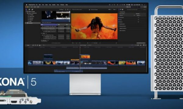 AJA releases Desktop Software v15.5 for KONA, Io and T-TAP