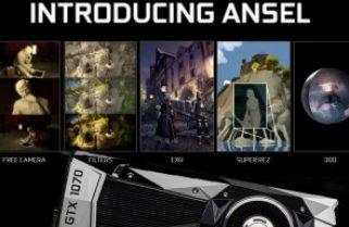 Ansel Adams enters video games