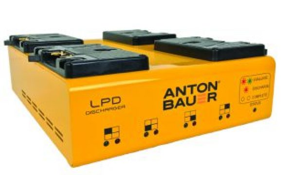 Anton/Bauer introduces LPD Discharger