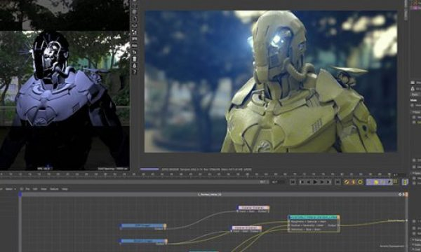 Autodesk Arnold 6 with Arnold GPU: dramatically reducing render times