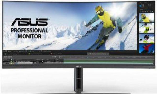 Asus ProArt PA34V: a monitor to work and play