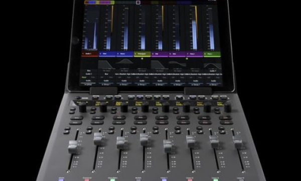 Avid S1: the power of larger consoles in a solution for home studios
