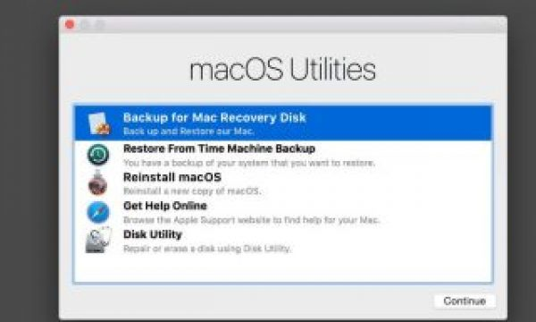 Paragon Backup and Recovery for Mac: brand new software is completely FREE