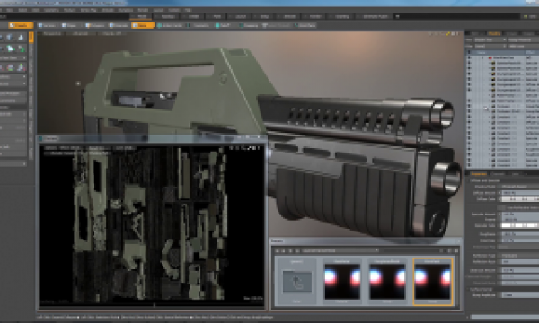 MODO 901 Simplifies What You're Doing and What You Want to Be Doing