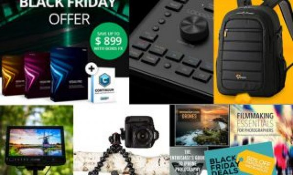 PVC's 2018 Black Friday deals: Day One