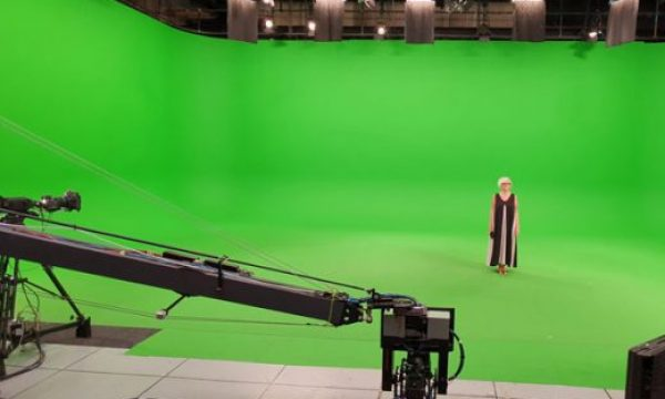 Building a VR studio around Ultimatte 12 and other Blackmagic Design solutions