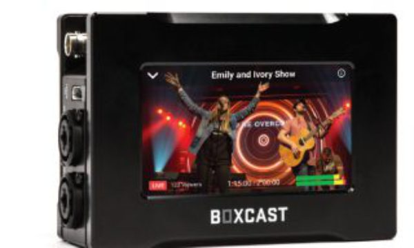 BoxCaster Pro: live streaming without compromise