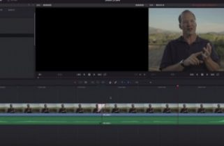 Smooth cut transitions in Resolve 12