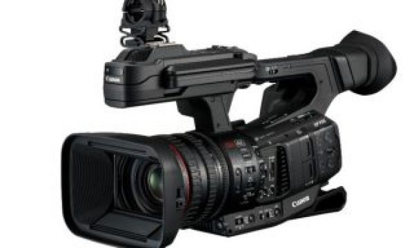 Canon's new broadcast camcorder: the XF-HEVC capable XF705