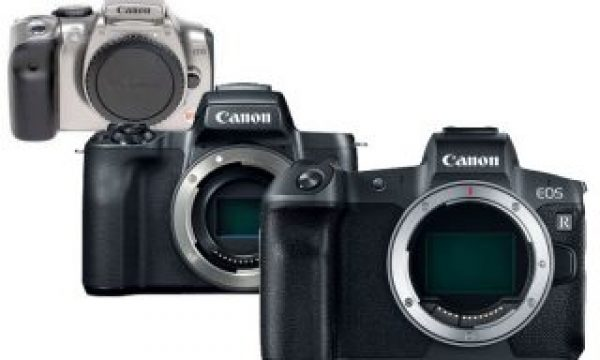 Canon celebrates 16 consecutive years leading the interchangeable-lens market