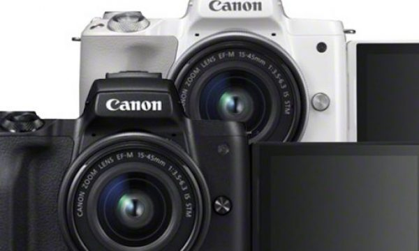 Canon EOS M50: finally, 4K for the masses