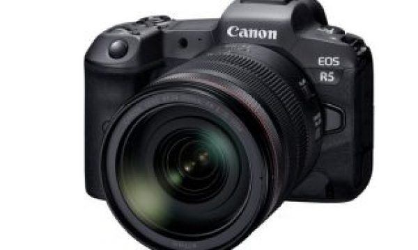 Canon EOS R5 mirrorless: 8K video and unparalleled image stabilization