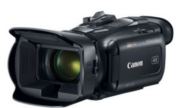 VIXIA HF G50: the first G-series camcorder to feature 4K 30P