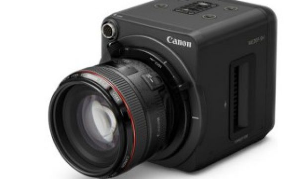 Canon ME20F-SH: a 4 million ISO video camera