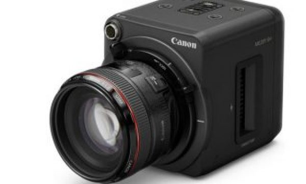 Canon ME20F-SH: a 4 million ISO video camera