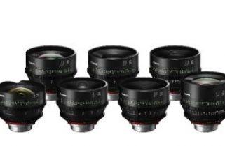 Canon Sumire Prime: seven new cinema lenses with PL/EF mount