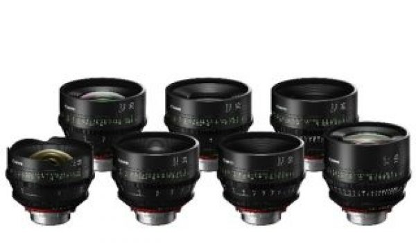Canon Sumire Prime: seven new cinema lenses with PL/EF mount
