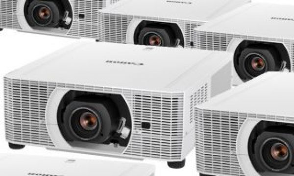 Canon: six new REALiS LCOS projectors