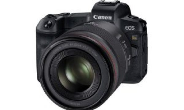 Canon EOS Ra: the first astro mirrorless camera with a 4K movie function