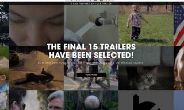 Canon's Trailer Contest: 15 Finalists Chosen