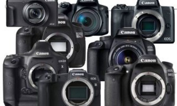 Canon DSLRs, mirrorless and compact cameras vulnerable to third-party attack