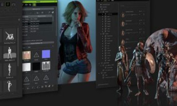 Reallusion delivers standalone Character Creator 3 for animation, AR and VR