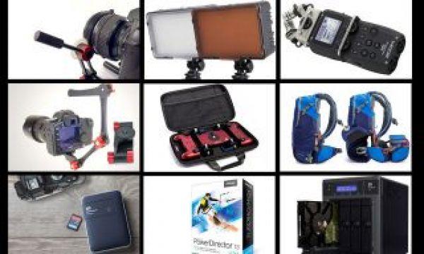 Christmas Gifts for DSLR Videographers