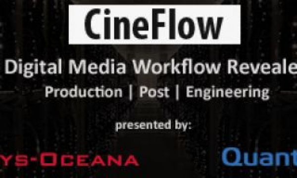CineFlow Expo Event in Nashville TN Tuesday October 2nd