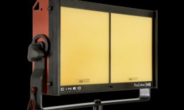 Cineo Lighting HS shines at 120 fps