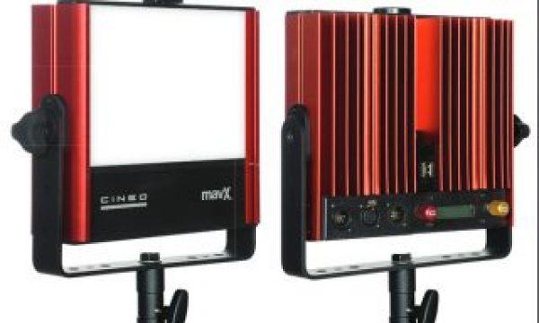 Cineo Lighting debuts MavX at NAB 2017
