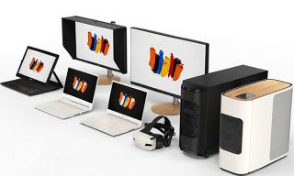 Acer ConceptD, a whole family of products designed for content creators