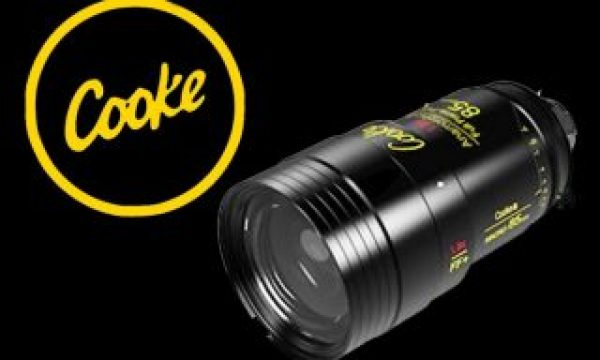 New Cooke Optics Anamorphic/i Full Frame 85mm Macro debuts at BSC Expo