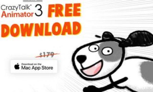 CrazyTalk Animator 3 Pro for Mac: download it FREE now