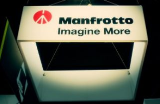 NAB 2013: Manfrotto 500 Series Tripod Head & Fluid Monopod