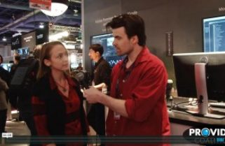 PVC at NAB 2015 – Interview with Christine Steele