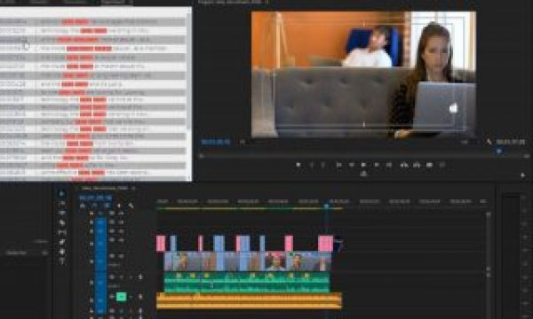 The Transcriptive Suite: video production workflow using AI, for Premiere Pro