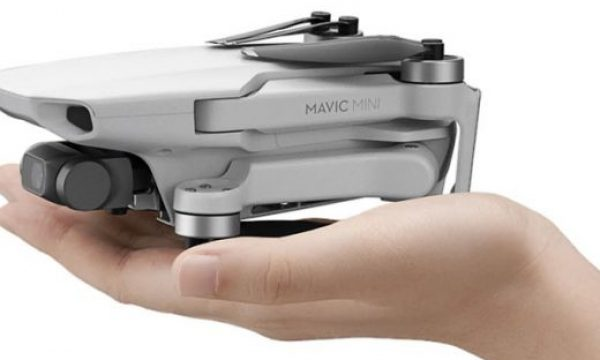 Mavic Mini: DJI's lightest and smallest foldable drone offers 2.7K video at 30fps