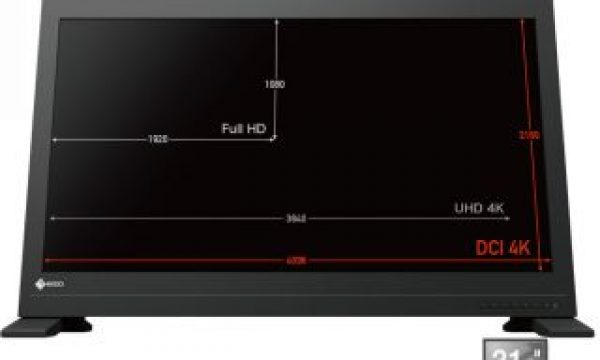 EIZO ColorEdge PROMINENCE CG3145: HDR monitor for post production