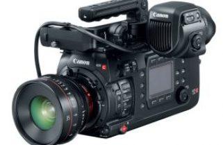 NAB 2018: Canon C700 Full Frame Digital Camera