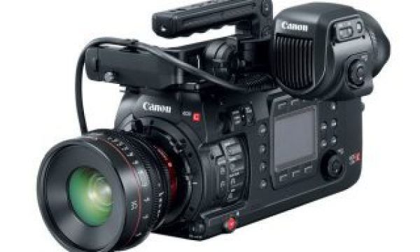 NAB 2018: Canon C700 Full Frame Digital Camera