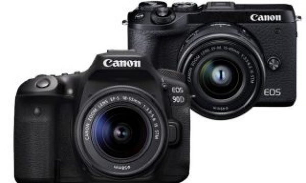 "Canon EOS 90D: contracting market ""marries"" EOS 7D with the EOS 80D"