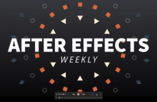 After Effects News 2018 October #1