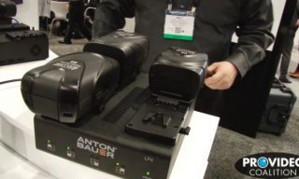 PVC at NAB 2015 – The Digital Battery Series from Anton Bauer