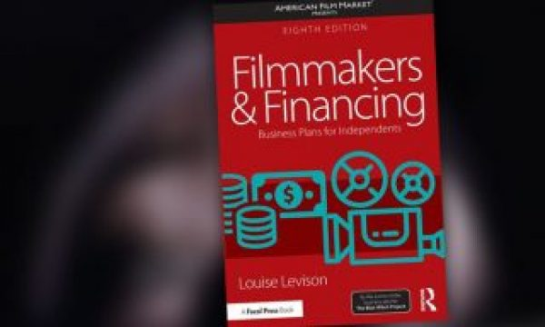 Filmmakers and Financing: you've read the book, the film comes soon