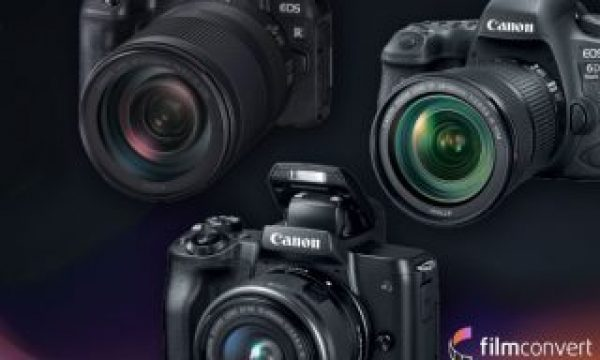 FilmConvert: new Canon camera packs pave the way for CineMatch launch