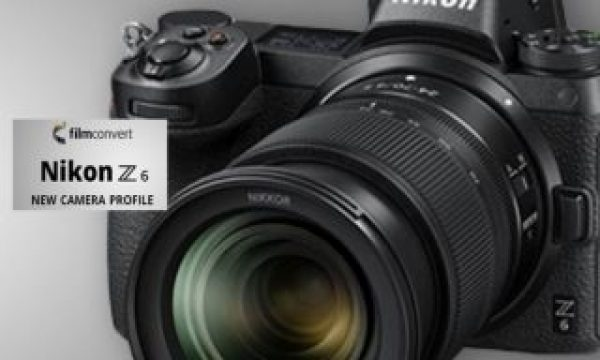FilmConvert: new profiles for Nikon Z6 mirrorless and iPhone XR and XS