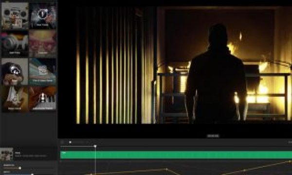 Filmstro: royalty-free music that lets you control momentum, depth and power