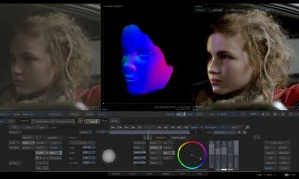 Flame 2020: machine learning used to modify objects in moving footage