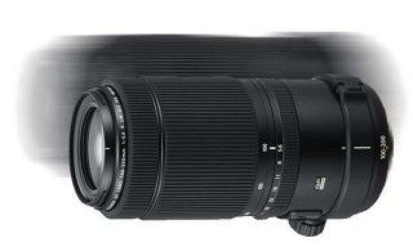 Fujinon GF100-200mm F5.6 R LM OIS WR: a telephoto zoom for the GFX series